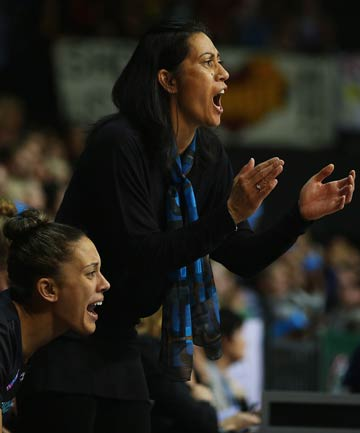 "NOELINE TAURUA: ""We just know that if we play the type of netball we want to play, and have shown we can play at times, more consistently, we could be unbeatable."""