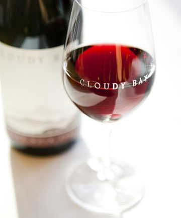 THE GLASS IS HALF-FULL: Kiwi pinot noirs are more than a match for their overseas competitors.