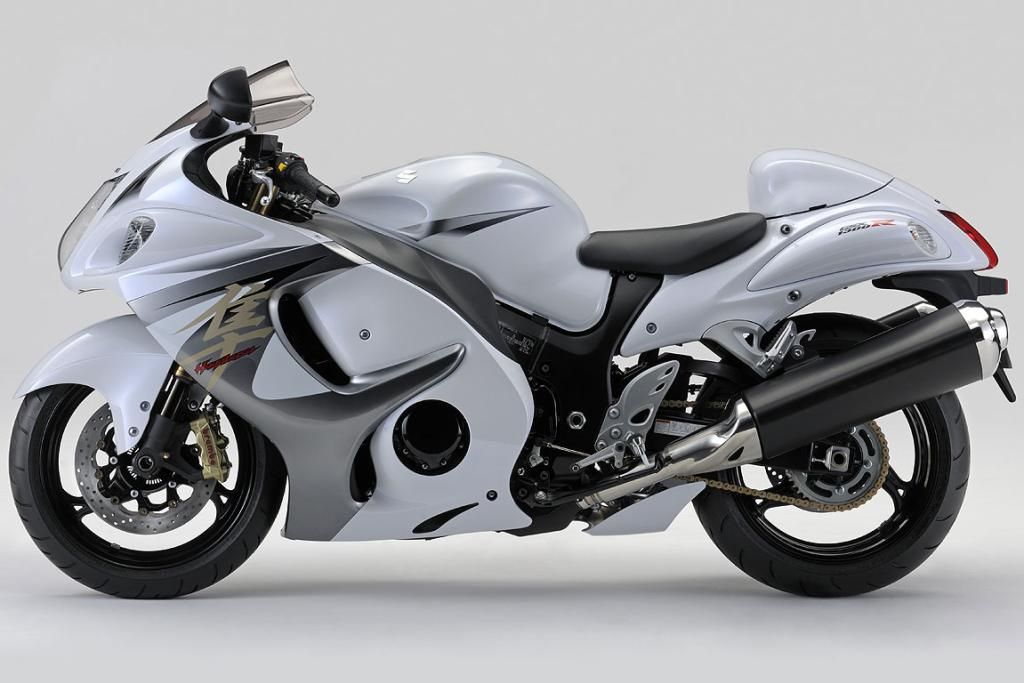 The Suzuki Hayabusa.