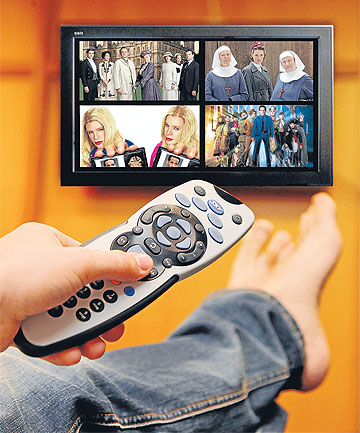 Kiwis fast-forward TV habits