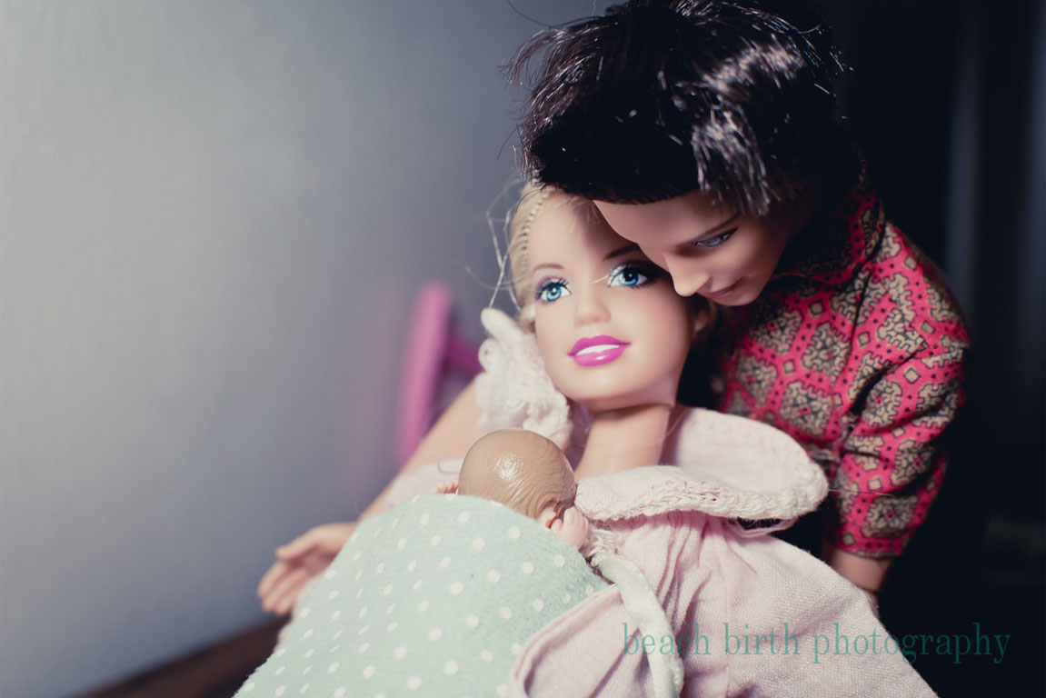 Barbie's home birth - photos - life-style | Stuff.co.nz