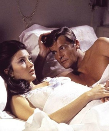 ROGER MOORE: The best Bond?
