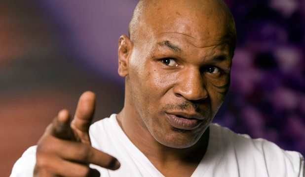 UNHAPPY: Mike Tyson says the decision to cancel his visa was an unfair fight.