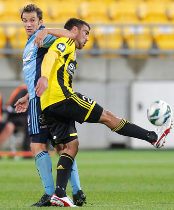Wellington Phoenix std
