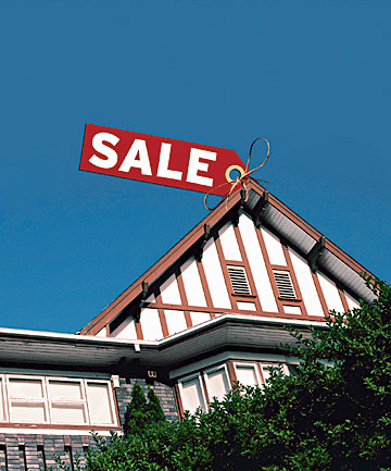 house real estate sale