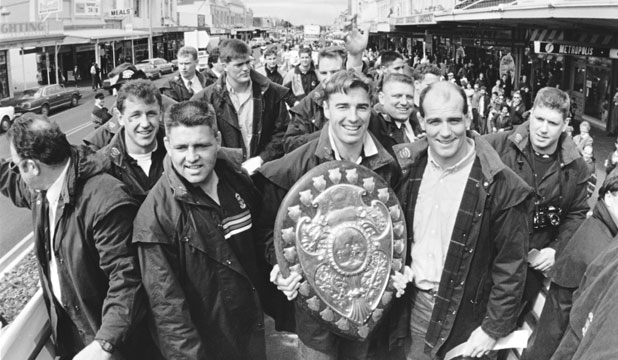Ranfurly Shield 1993