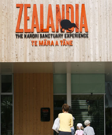 STRUGGLING: Despite grim financial figures, the management of Zealandia's day-to-day operations is looked favourably on in a report.