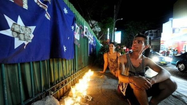 Australians remember Bali bombing victims