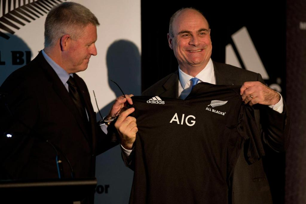 AIG All Blacks Jersey