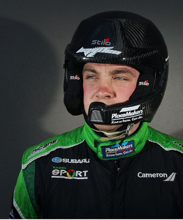 WILL RACE: Hayden Paddon will compete in Rally Spain.