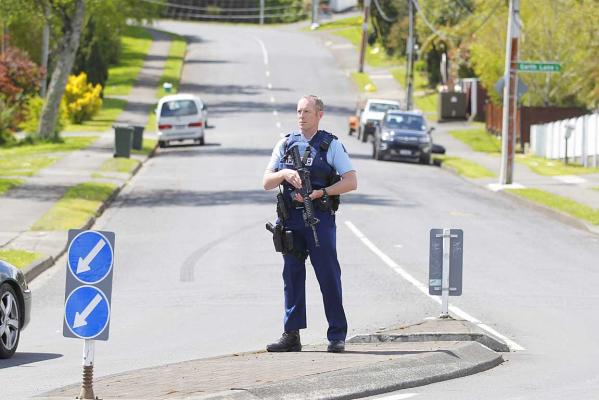 Upper Hutt shooting