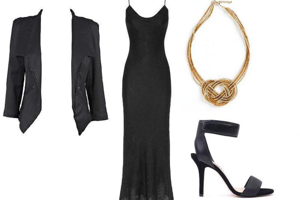 one dress: elegant