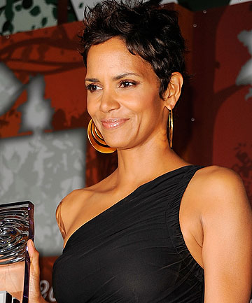 Actress Halle Berry.