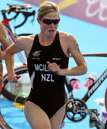 "For Kate McIlroy, the world triathlon final is ""the most important event outside the Olympics"" this year."