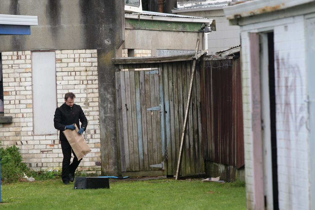 Waikaot meat cleaver attack