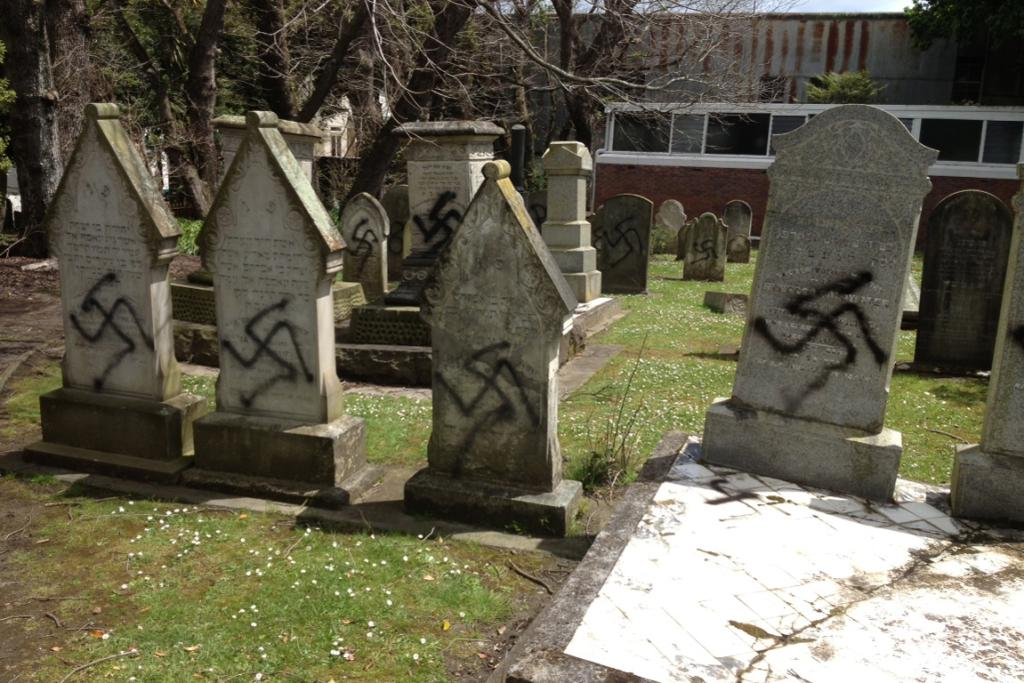 Auckland cemetery attack