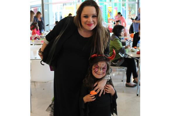 Ronald McDonald House Halloween party