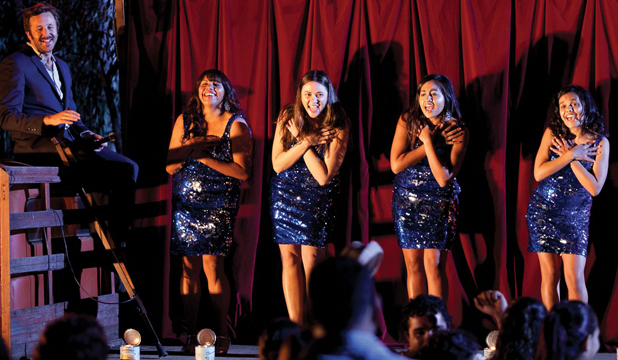 THE SAPPHIRES: Polished.