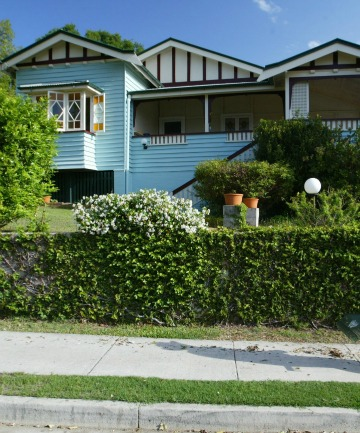 The Queenslander house