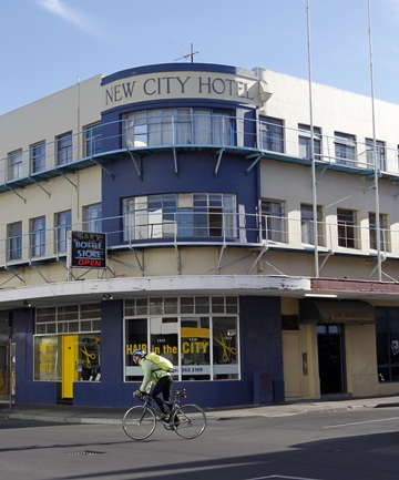 Survivor The Aim Is To Go Beyond Just Putting Things Right And Re New City Hotel Its Former Glory