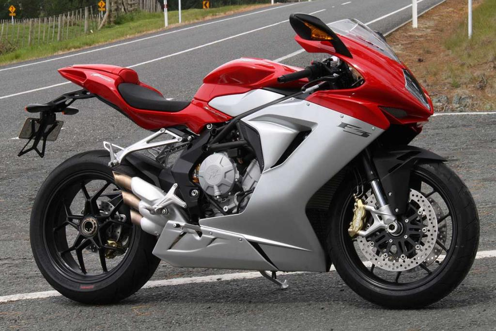 MV Agusta 675 F3: Paul Owen likens it to a two-wheeled Porsche 911.