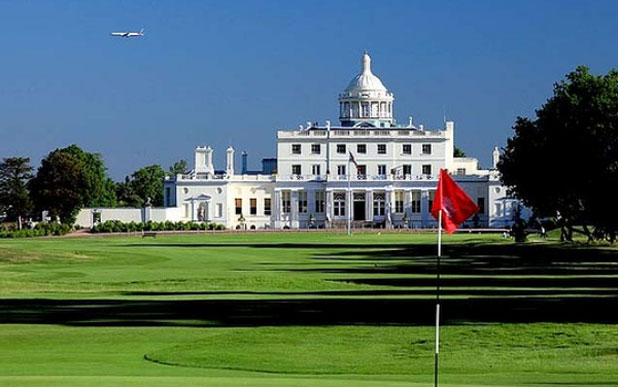 "STOKE PARK: The hotel has apologised after an email slip up that showed the property's wedding coordinator tried to get rid of a couple she thought were not ""the right type"" to stay there."