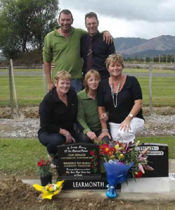 Learmonth family plot