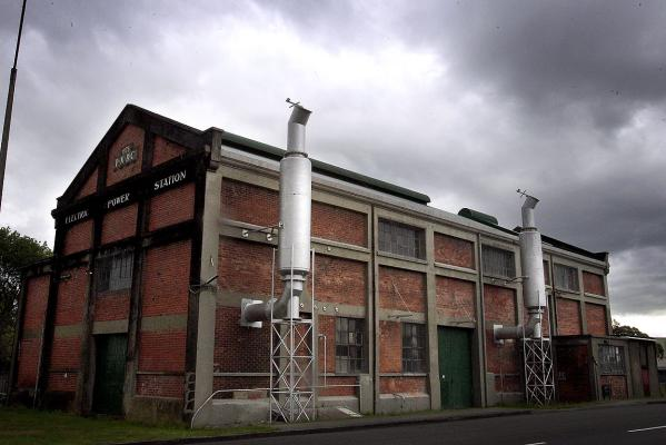 Keith St power station