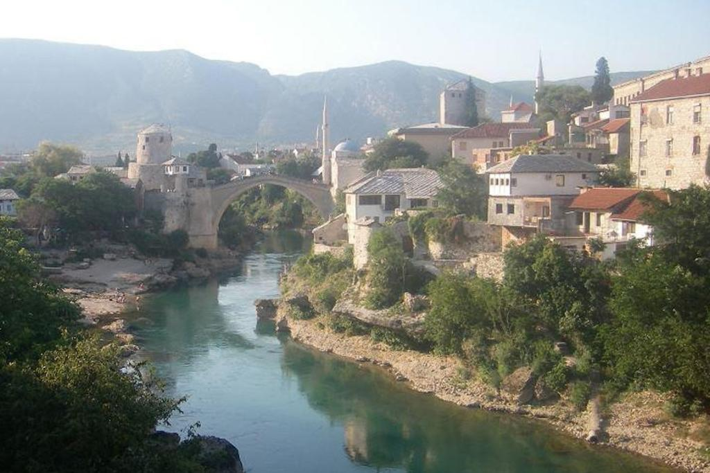 CHARMING: Mostar, in Bosnia and Herzegovina