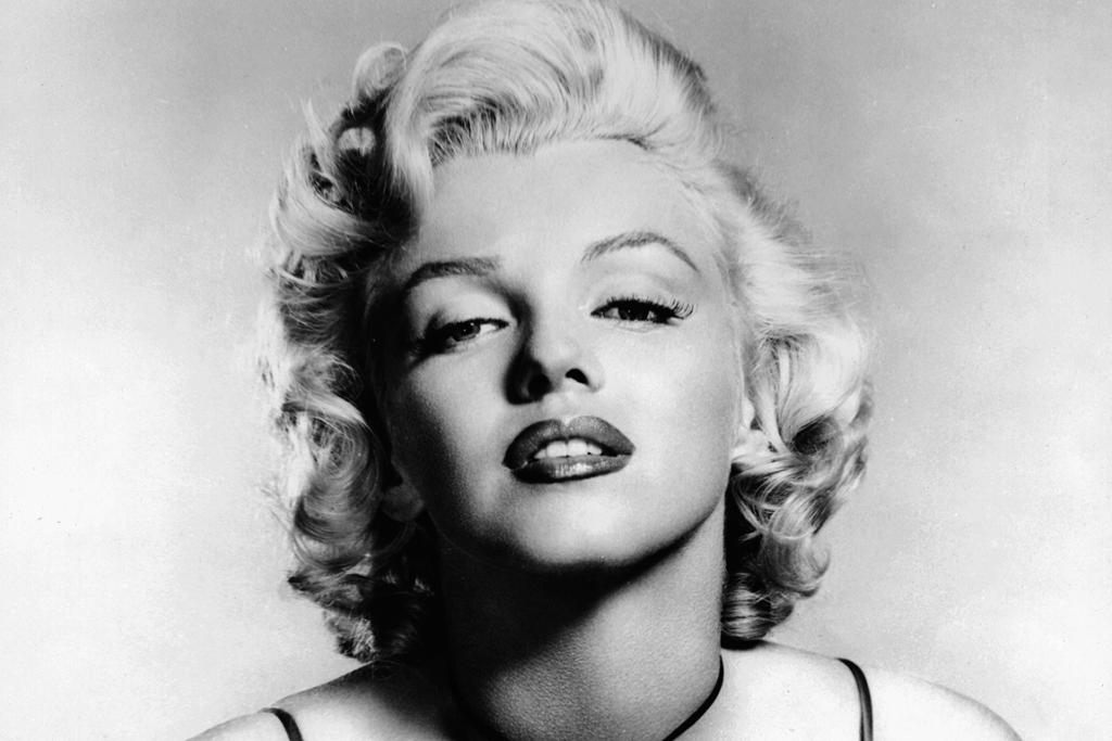 Actress Marilyn Monroe who died in August 1962 at the age of 36 earned $10 million