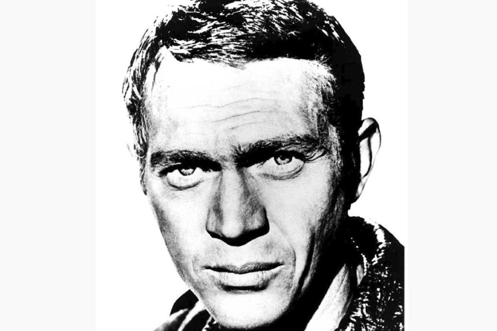 Actor Steve McQueen who died in November 1980 aged 50 earned $8 million