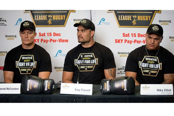 Fight For Life press conference