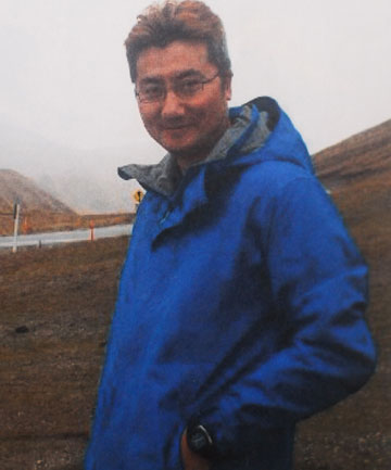FOUND: Siow Hong Kuik, a hunter lost in Te Urewera National Park for three days considered drinking his own urine to prevent dehydration.