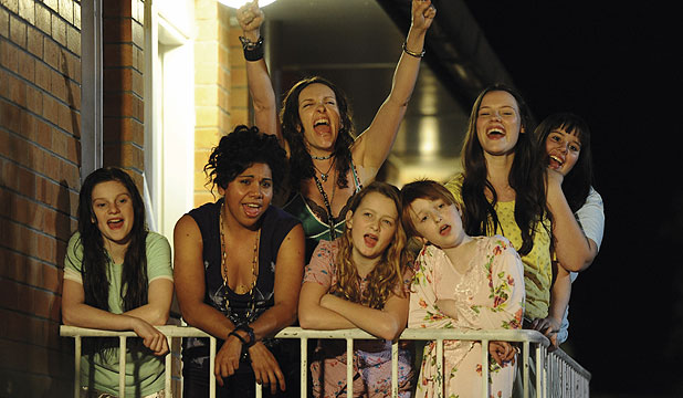 AUSSIE MENTAL: Starring Toni Collette, this film has parallels with Muriel's Wedding but could be better.