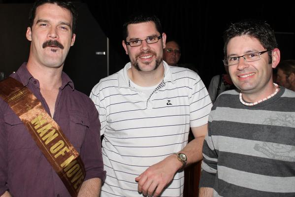 Movember launch