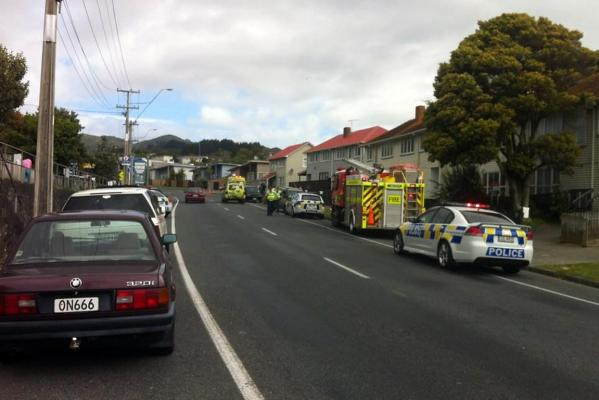 Cannons Creek accident