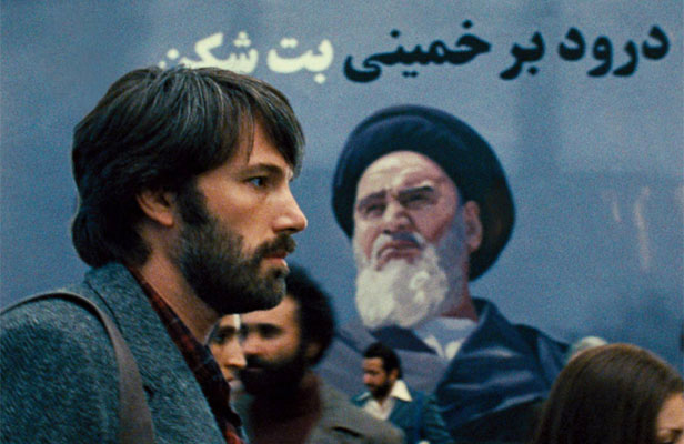 QUALITY DRAMA: Ben Affleck stars and directs Argo – a clever and