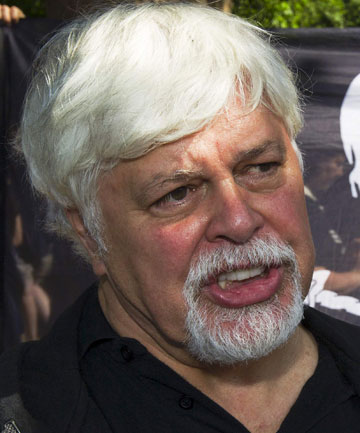 Sea Shepherd leader Paul Watson.