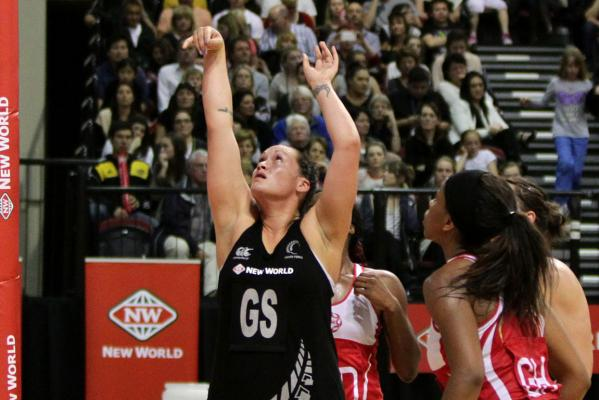 Silver Ferns vs South Africa