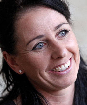 PARTY TIME: Rachel Buckley, of New Plymouth, will celebrate her 40th birthday with Prince Charles in Wellington next month.
