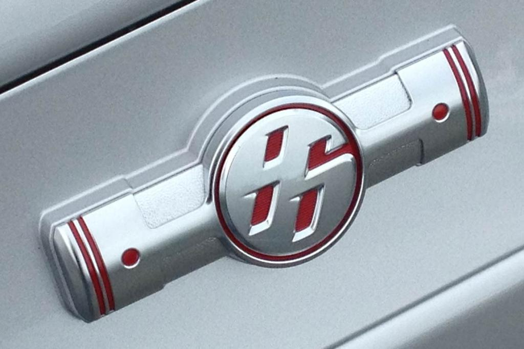 Toyota 86 Badge: Graphic says it all.