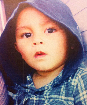 JJ LAWRENCE: The two-year-old died at his home in Auckland in November 2011.