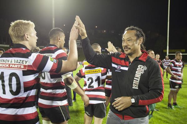 Action from the field as the Steelers beat Otago to claim the ITM Championship Cup on Friday night, October 26, in Pukekohe.