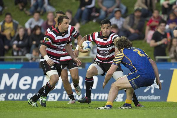 Steelers v Otago