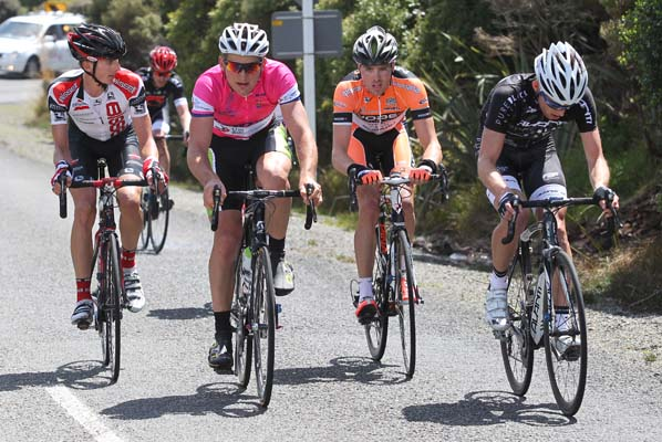 2012 Tour of Southland: stage 2