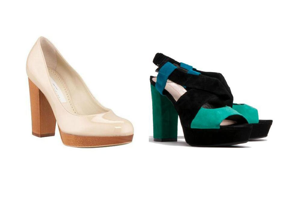 Seven tips to painless heels