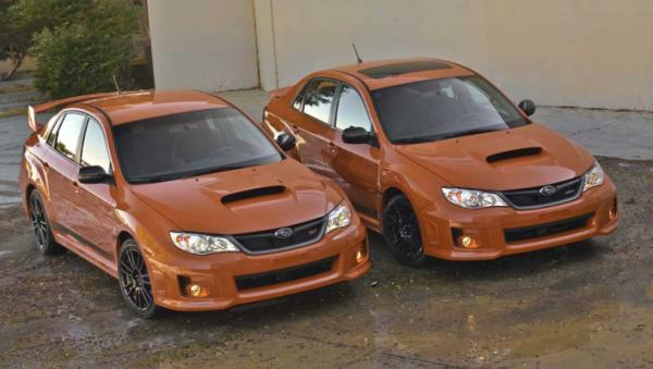 Subaru WRX and WRX STI Special Editions.