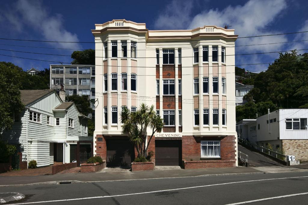 Chevening Apartment Building (Kelburn) by Studio of Pacific Architecture Limited