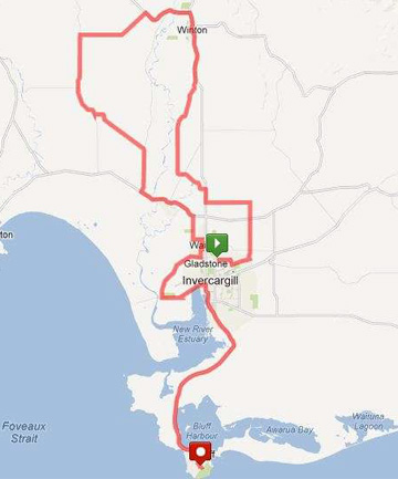 Tour of Southland stage 2