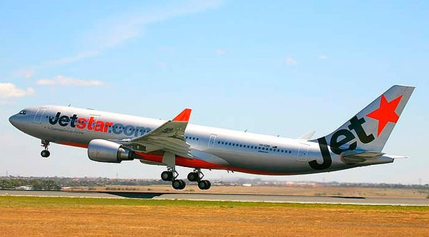 FLIGHT REVOLT: Angry passengers held a Jetstar crew hostage after a flight delay in China.